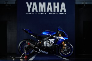 Yamaha Announce R1 Factory Team for 2016 WSB