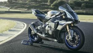 2016 Yamaha YZF-R1M Right