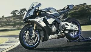 2016 Yamaha YZF-R1M Left