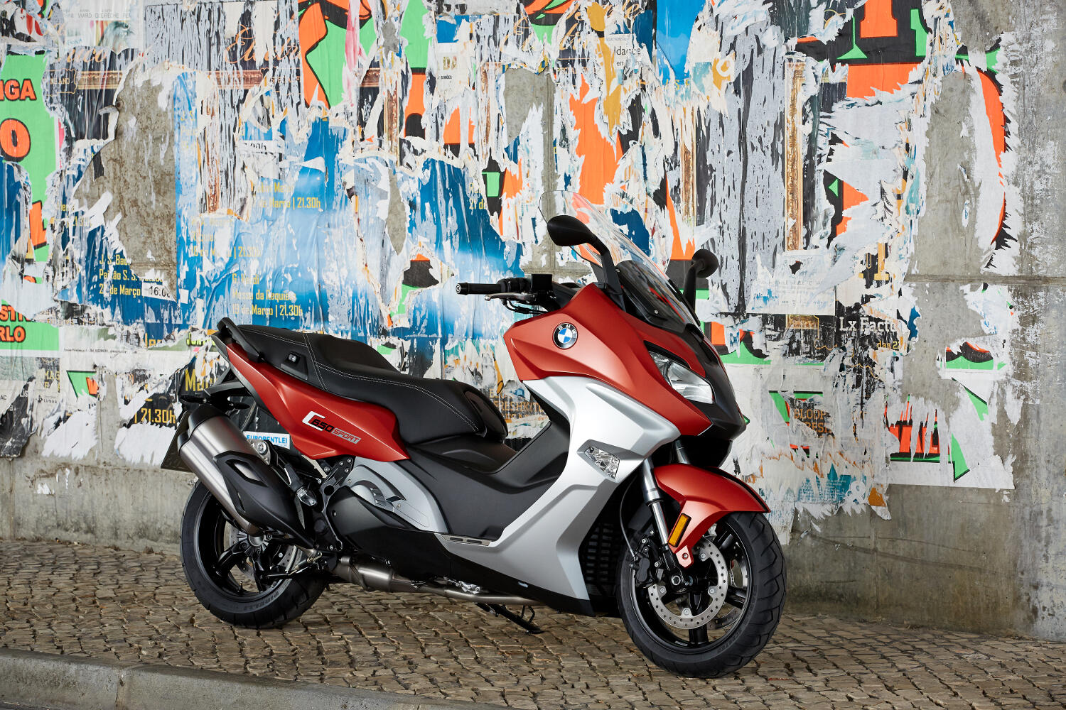 New BMW C 650 Sport and C 650 GT Scooters | ResCogs