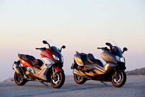 BMW launch new C 650 Sport and C 650 GT Scooters