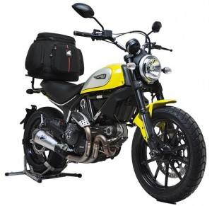 Ventura luggage now fits the Ducati Scrambler