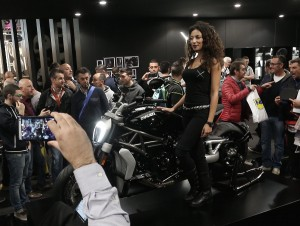 Ducati XDiavel voted 'Best Looking Bike' at EICMA 2015