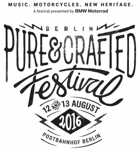 Date set for 2016 Pure & Crafted Festival