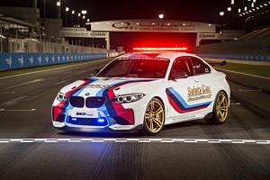 2016 BMW MotoGP Safety Car Details