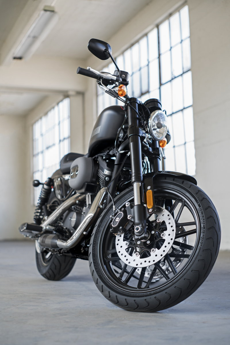 stripped back harley davidson roadster launched rescogs. Black Bedroom Furniture Sets. Home Design Ideas