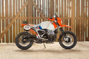 The BMW Motorrad Concept Lac Rose