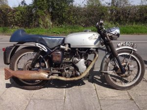 Rare 1966 Velocette Thruxton For Sale