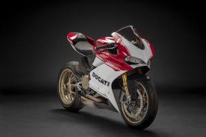 Ducati 1299 Panigale S Anniversario Revealed at WDW2016