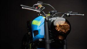 Ad Hoc Cafe Racers Yamaha XSR700 Otokomae
