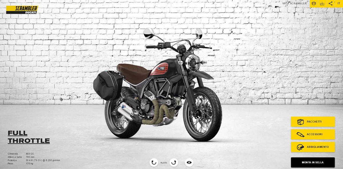 Ducati Scrambler Summer 0 Finance And Configurator Rescogs