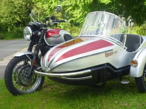 Want a Sidecar for Your Triumph T120 Bonneville?