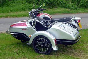 Watsonian Sidecar Kit for the Triumph T120 Bonneville