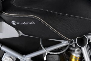 BMW R1200GS Helmet Holder from Wunderlich