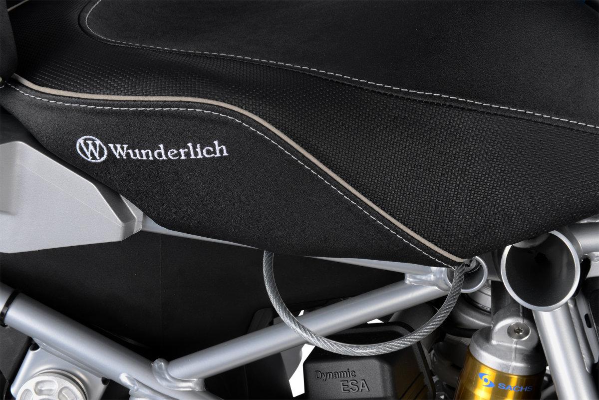 bmw r1200gs helmet holder from wunderlich | rescogs