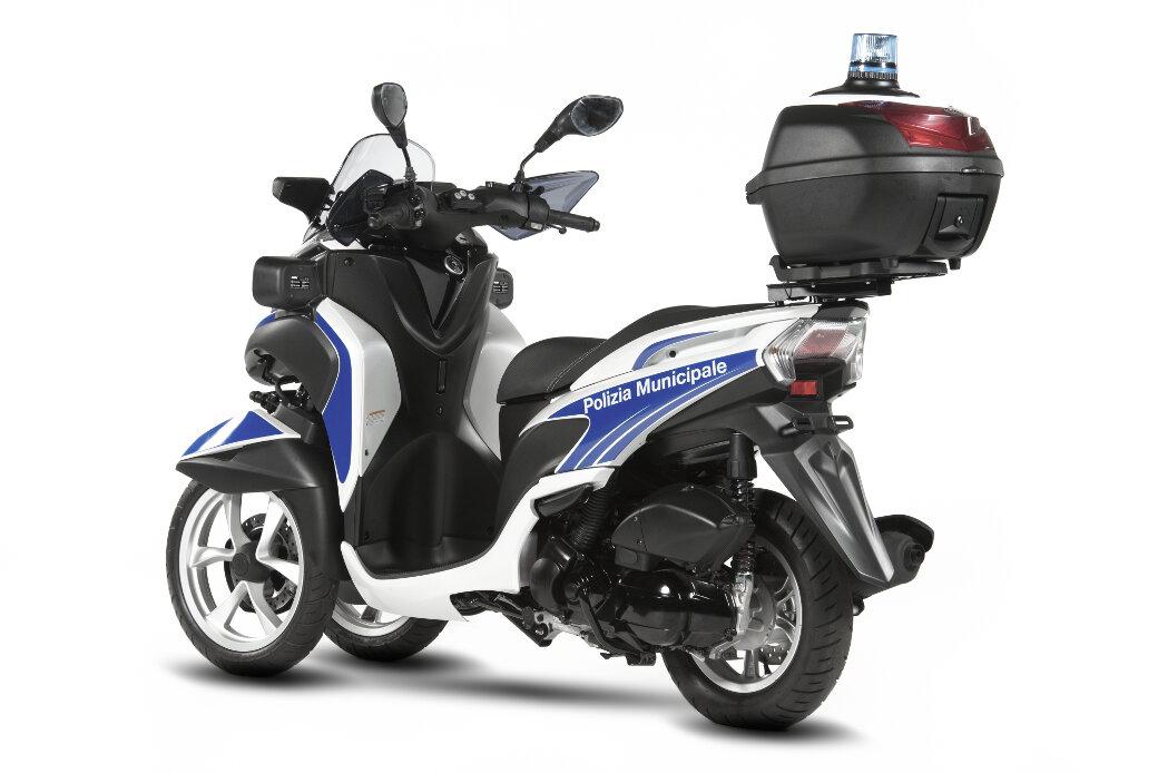 yamaha tricity 125 police equipment kit rescogs. Black Bedroom Furniture Sets. Home Design Ideas