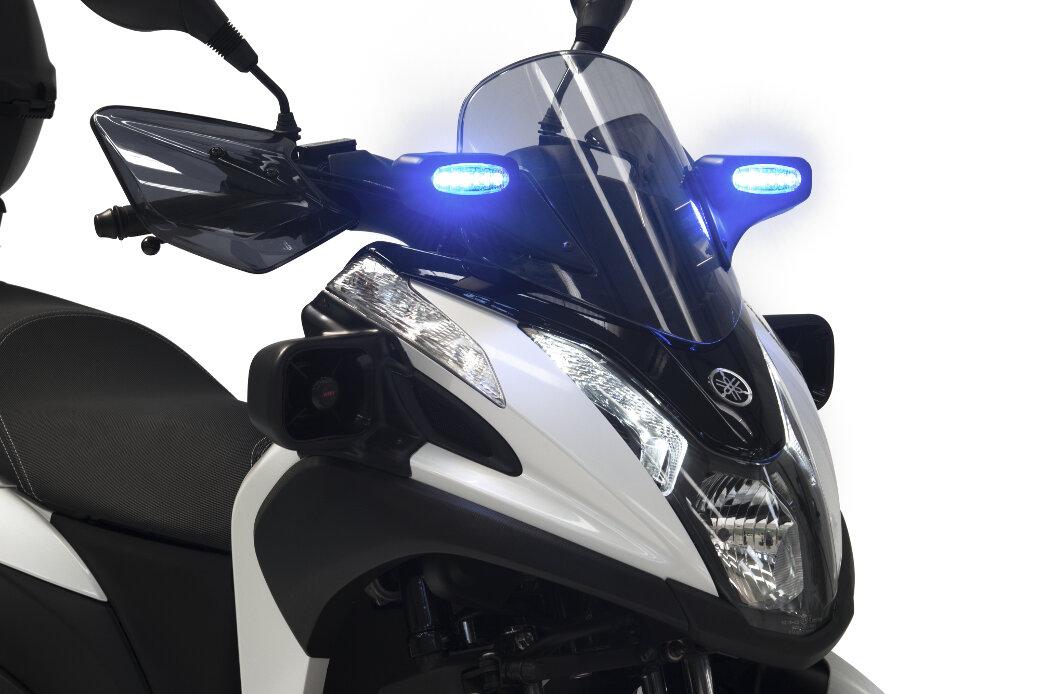 Yamaha Tri Moto  Top Speed