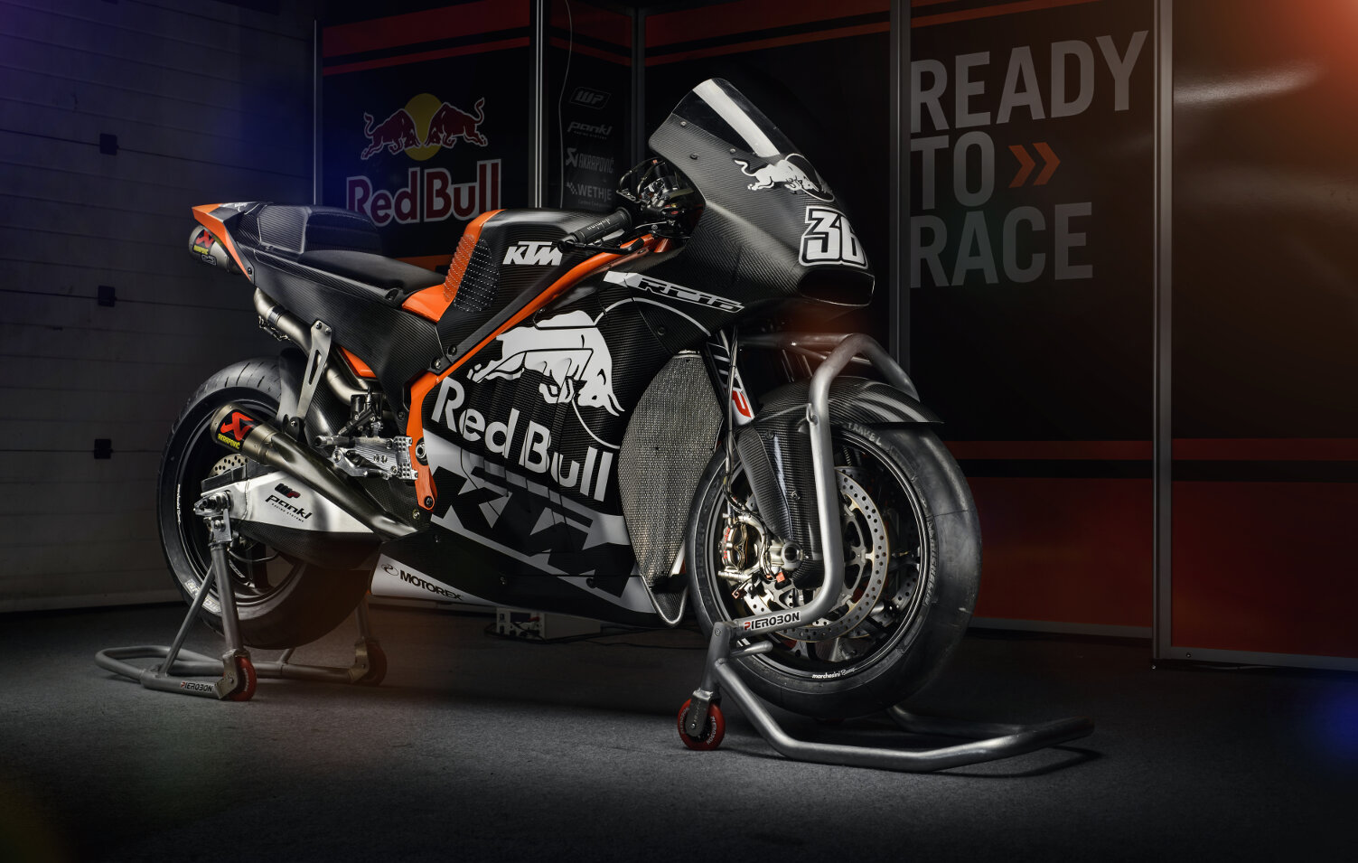 KTM RC16 MotoGP Bike Gets Official Outing | ResCogs
