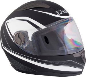 Entry-Level New Duchinni D705 Syncro Motorcycle Helmet