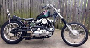 Cool 1978 Harley-Davidson Ironhead Chopper For Sale