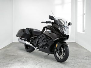 The New 2017 BMW K 1600 B Bagger