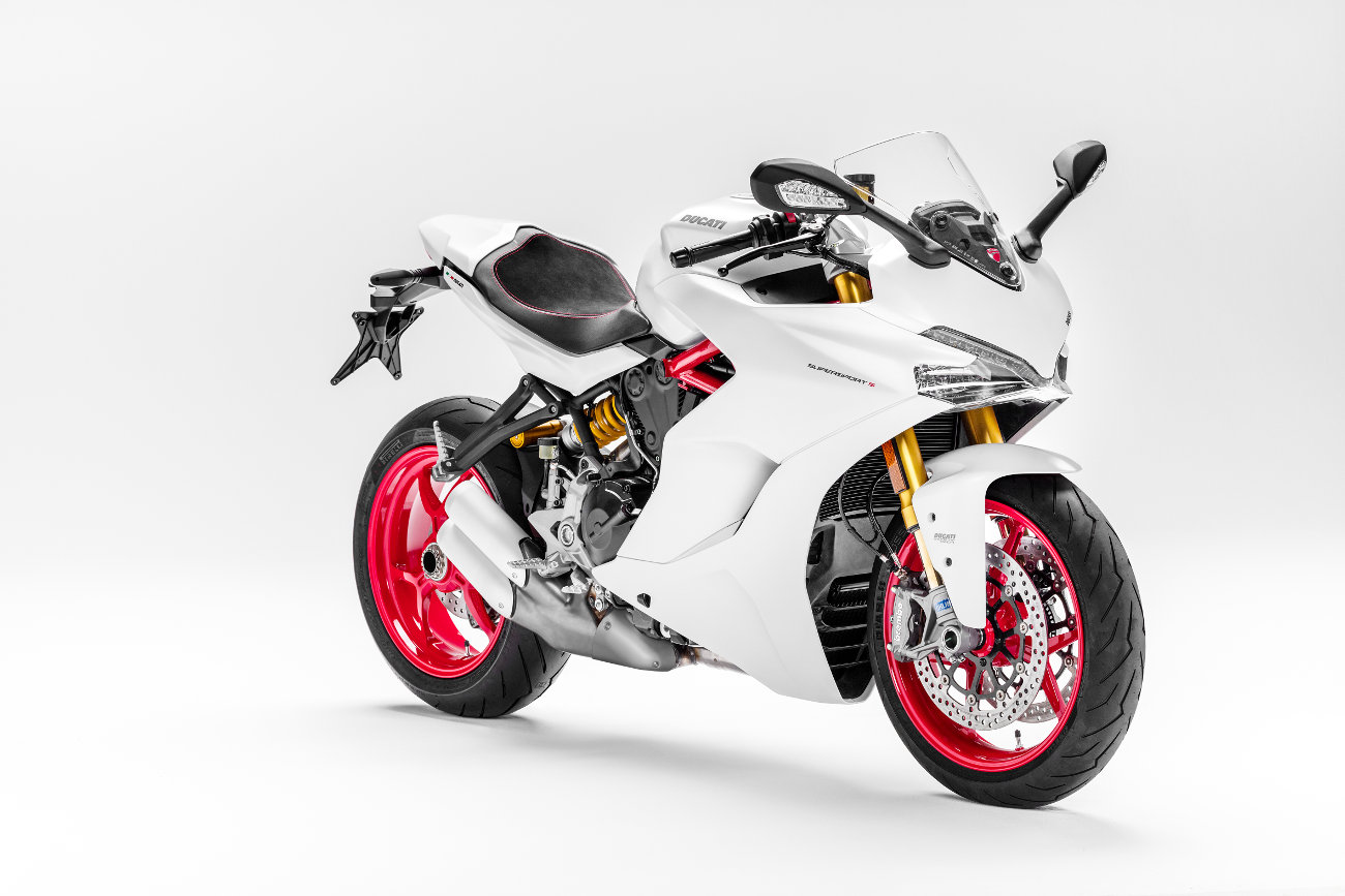 New 2017 Ducati Supersport And Supersport S Rescogs
