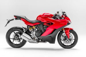 New 2017 Ducati SuperSport and SuperSport S