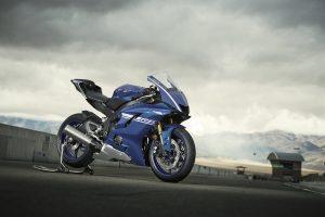 The Gorgeous New 2017 Yamaha YZF-R6