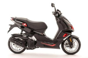 New 2017 Peugeot Speedfight4 125 for modern teenagers