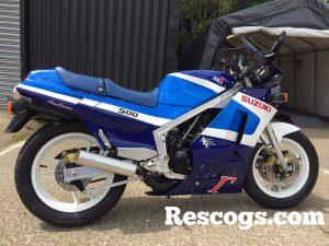 Rare Unregistered Suzuki RG500 Gamma With 1 Recorded Mile