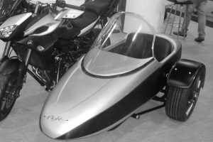 New Watsonian Squire Flight Sidecar