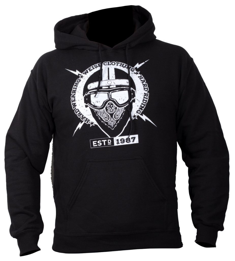 Weise 30th Anniversary T-Shirts and Hoodie - Hard Wearing Hoodie Design