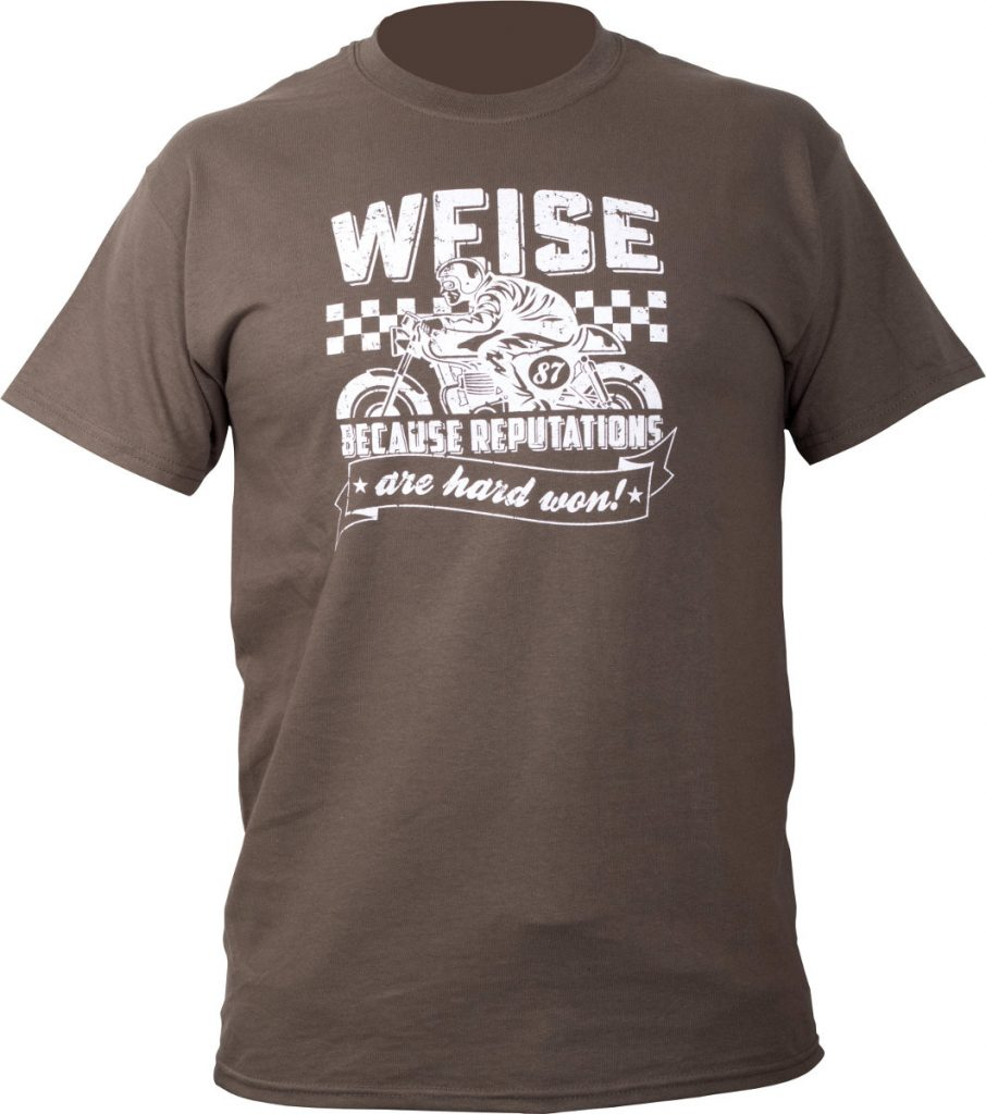 Weise 30th Anniversary T-Shirts and Hoodie - Reputation Design