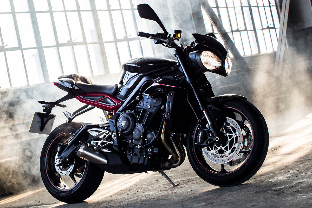 2017 Triumph Street Triple R Price Revealed