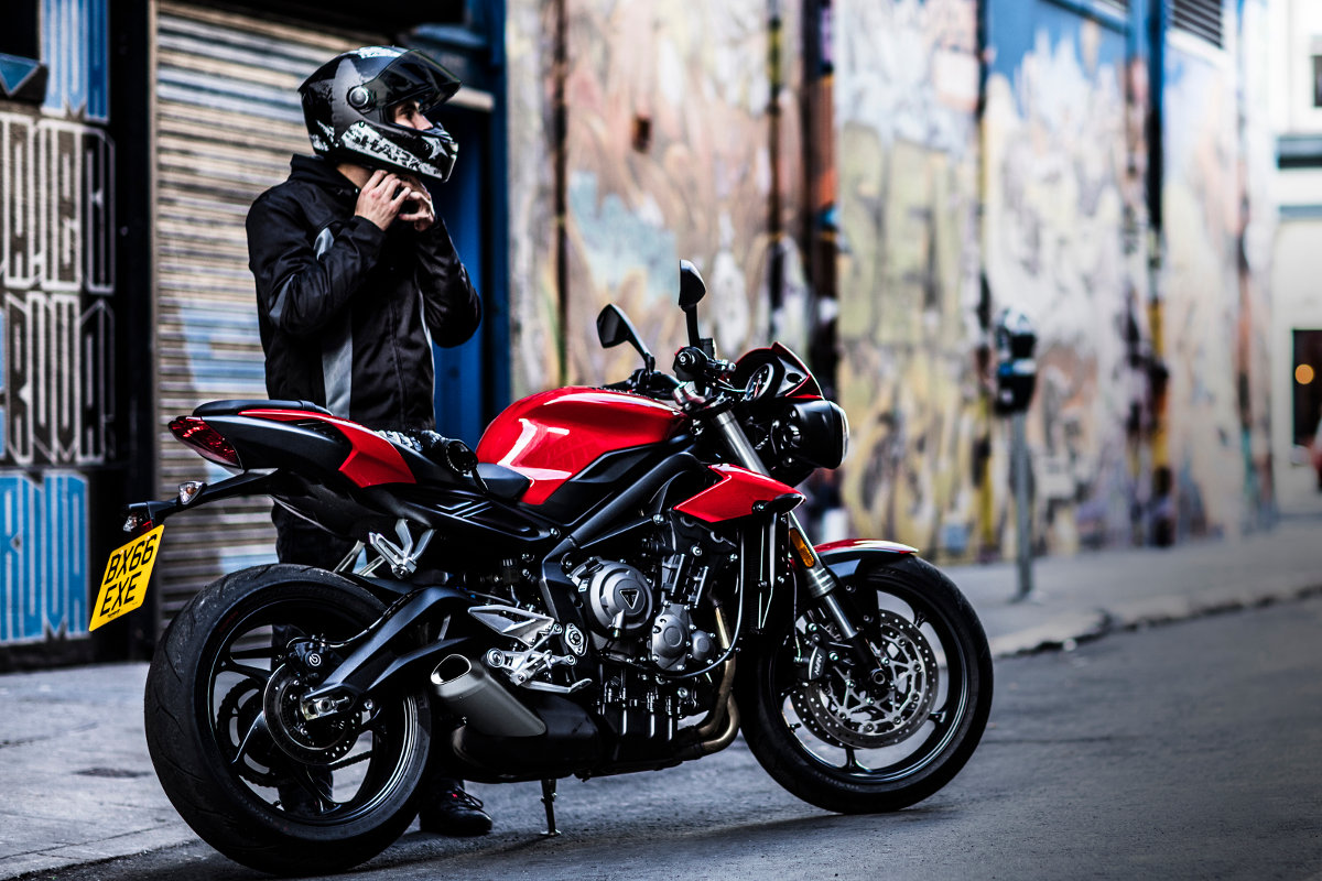 2017 Triumph Street Triple S Price Revealed
