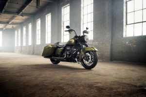 New 2017 Harley-Davidson Road King Special