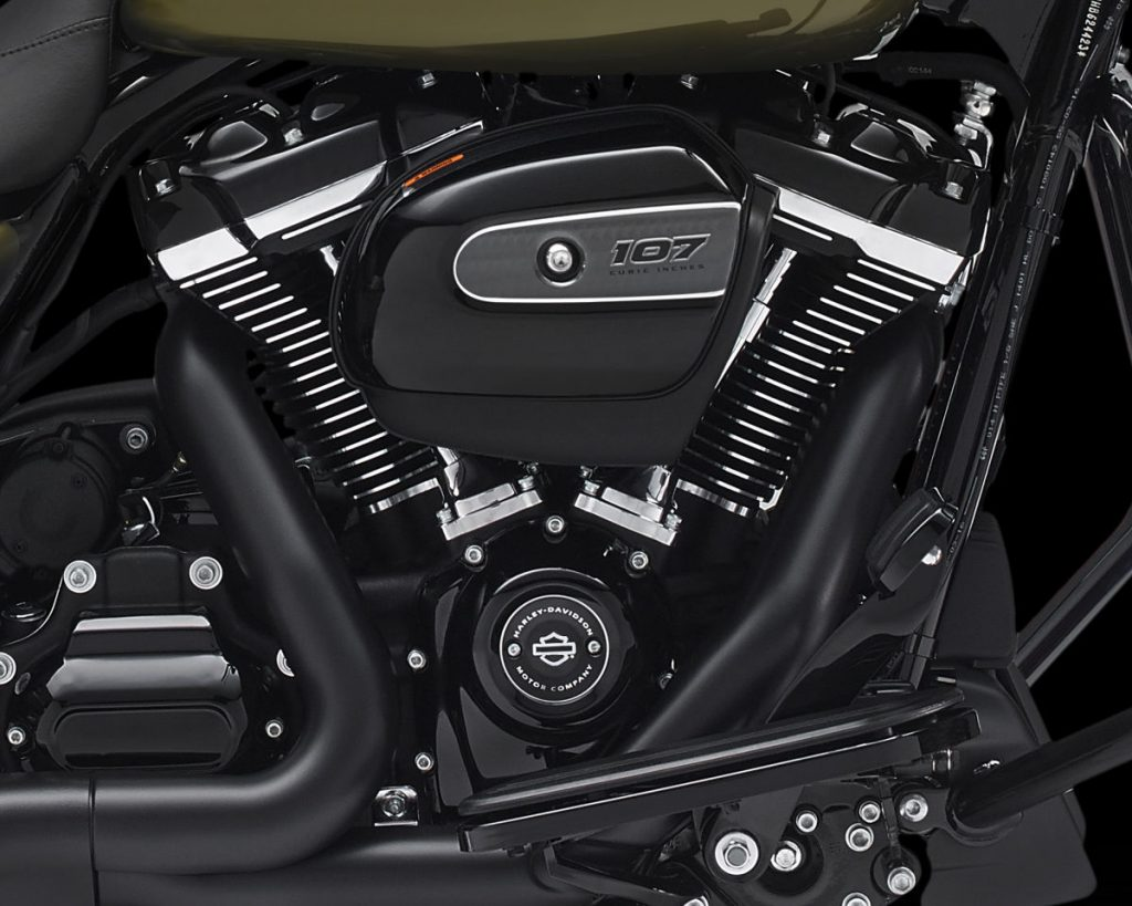 2017 Harley-Davidson Road King Special Milwaukee Eight Engine