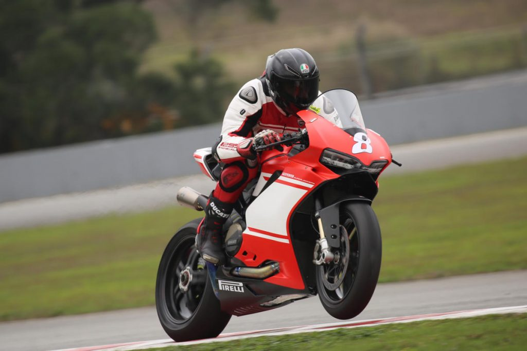Production Ducati Superleggera Takes Superbike Podium