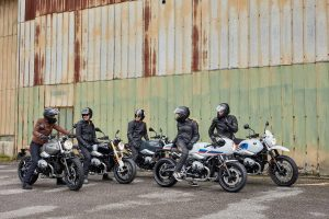BMW Motorcycles Sales Up In 2017