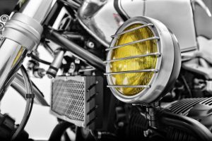 Wunderlich Auxiliary Headlight for BMW R nineT and Scrambler
