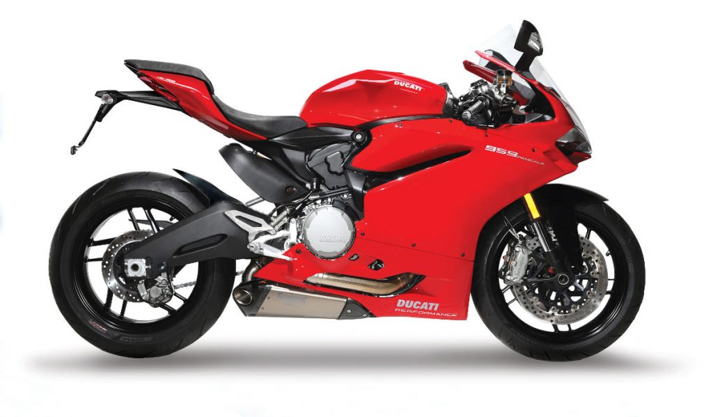 Ducati 959 Panigale TriOptions Cup Kit Discount Offer