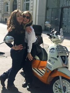 Duo to Ride 3000km on 125cc Scooters from Paris to Casablanca