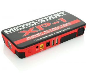 Pocket-Sized Antigravity Micro-Start XP-1 Jumpstart Kit