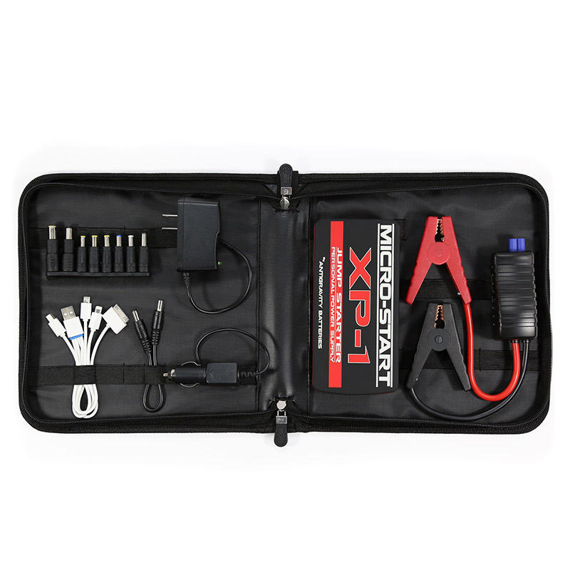 Pocket-Sized Antigravity Micro-Start XP-1 Jump Start Kit Inside
