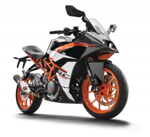 Want to Win a 2017 KTM RC 390 for Free?