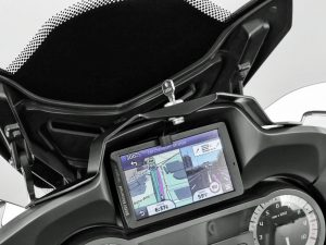 Protect Your BMW R1200RT Navigator With A Security Shield