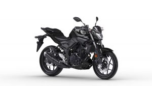 2018 Yamaha MT-03 in Power Black