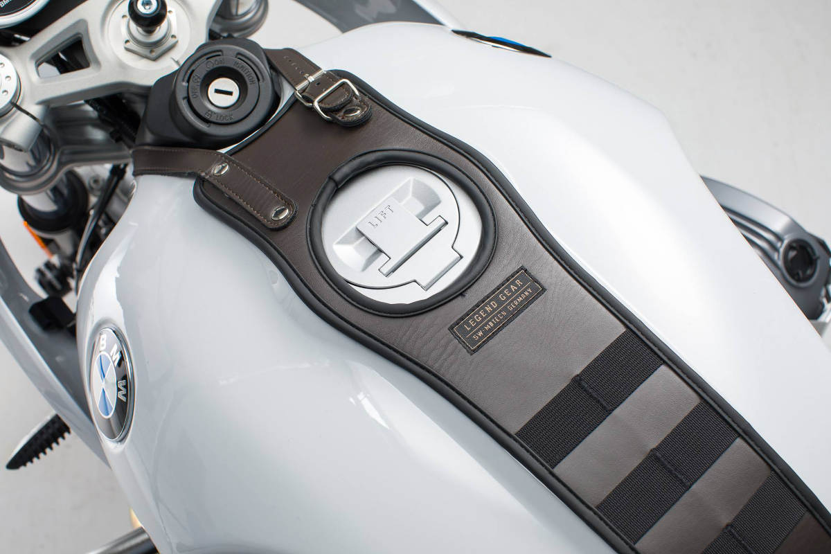 SW Motech BMW R nineT Racer Legend Gear Tank Bag Strap