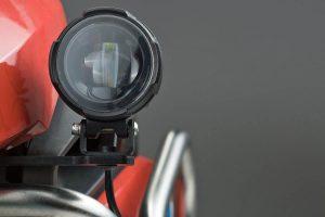 Add Illumination With SW Motech Evo Spotlights