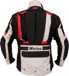 Weise Dakar Adventure Jacket Back